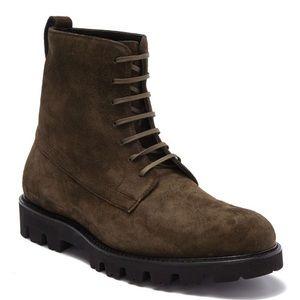 Vince 'Commander Boot' Suede. 13. New! $395